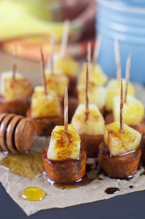 Holiday Party Finger Food Recipes