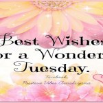 Tuesday Wishes And Greetings
