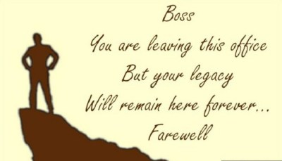 Amazing farewell wishes for boss 2017 wishes planet amazing farewell wishes for boss 2017 m4hsunfo