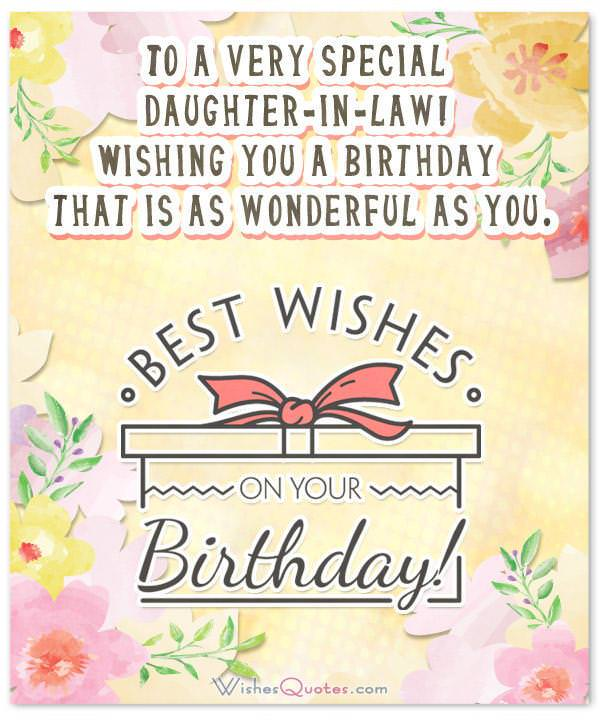 Religious Happy Birthday Daughter In Law : religious, happy, birthday, daughter, Birthday, Wishes, Daughter-in-Law, Heart, WishesQuotes