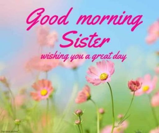 Image result for Good Morning Sister Images