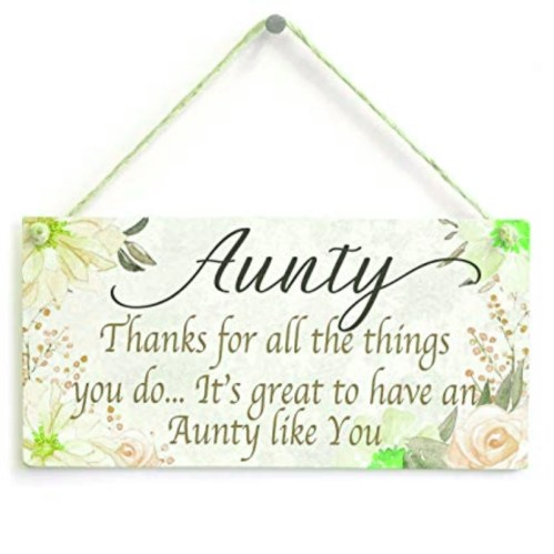 Thanks messages and quotes for aunty