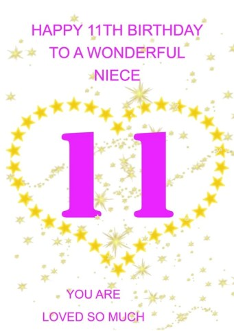 11th Birthday Wishes: Birthday Messages for 11 Year Olds