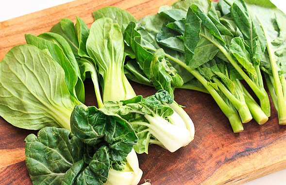 StirFried Asian Greens  An Easy 10Minute Side Dish