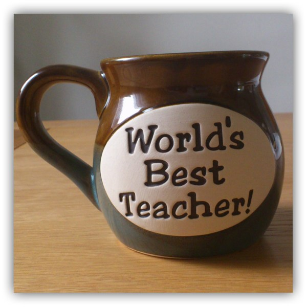 World Teacher Wishful Inking