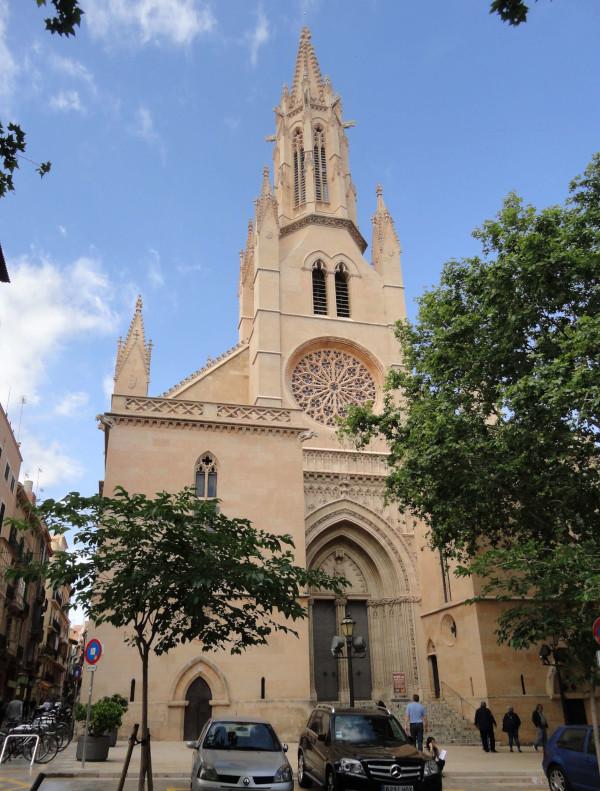Santa Eulalia, Palma (Mallorca)