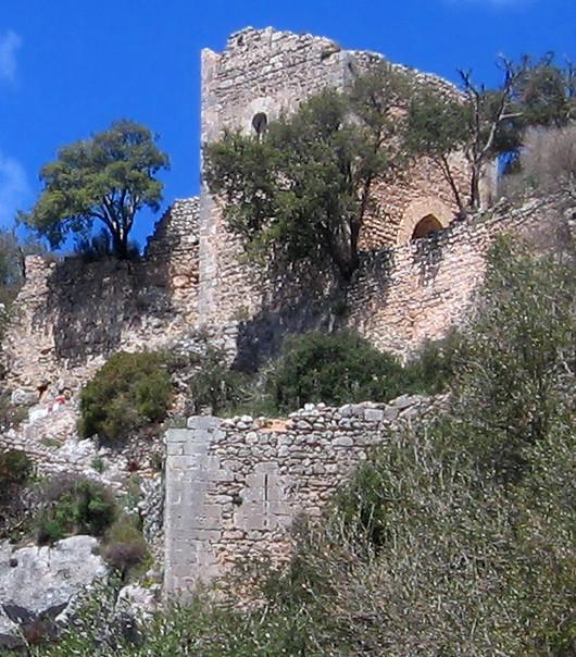 Mallorca castillo de Alaró