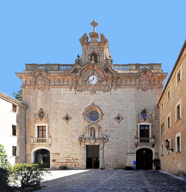 Mallorca Monasterio de Lluc