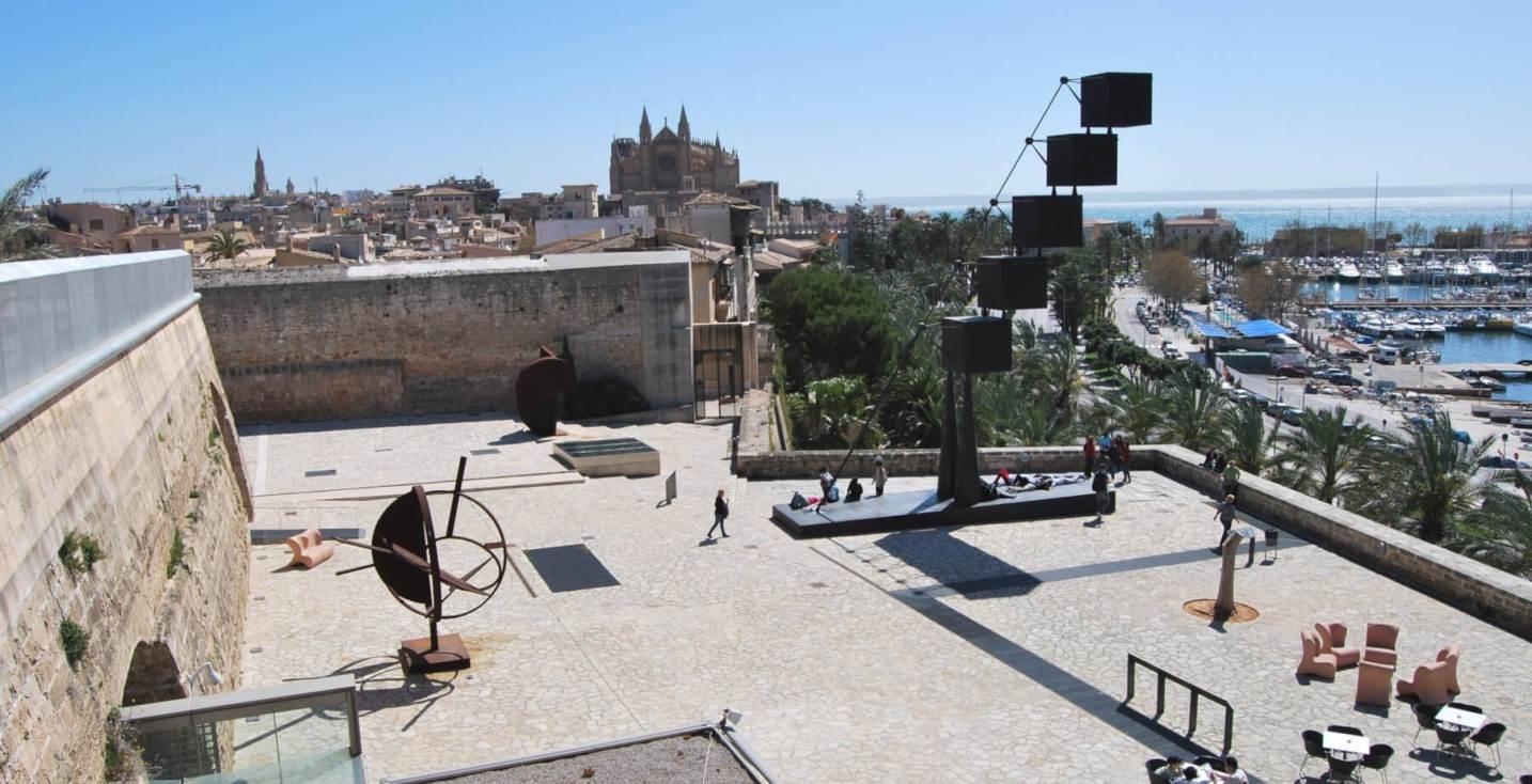 Es Baluard, Palma (Mallorca)