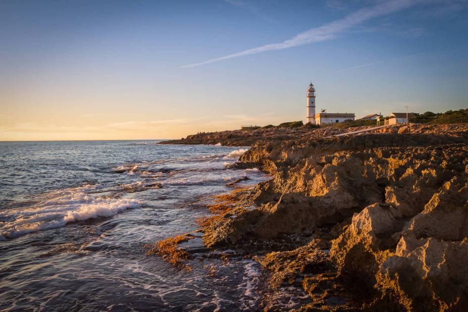Faro de Ses Salines, Mallorca