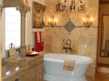 Luxury Bathroom Ceiling Design