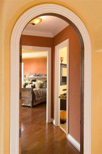 Hallway and Bedroom Design