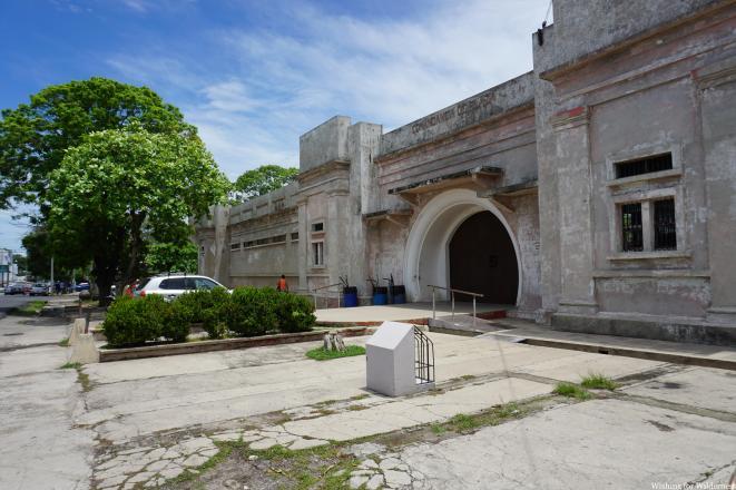 Old prison Liberia Costa Rica