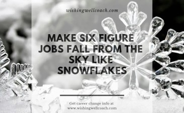 Make Six Figure Jobs Fall From The Sky Like Snowflakes