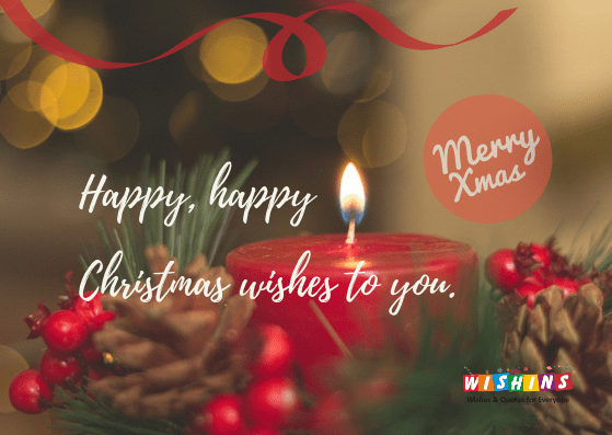 best christmas wishes for cards