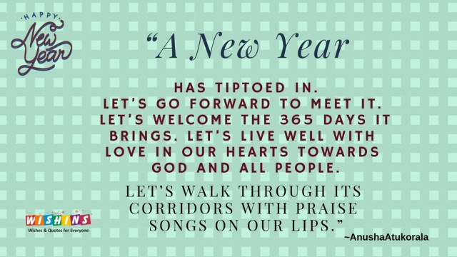 New year quotes for friend