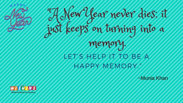 New year quotes for her