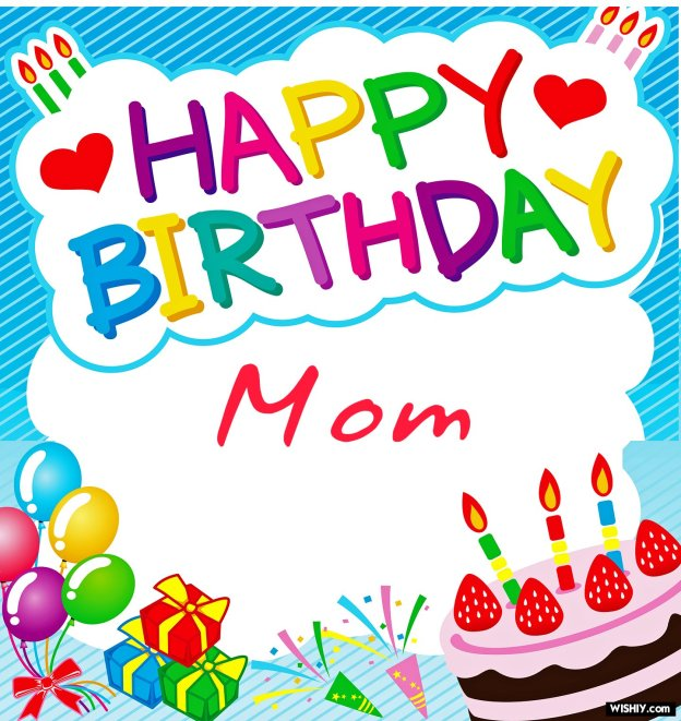 25+ Best Birthday 🎂 Images for Mom Instant Download - 2020