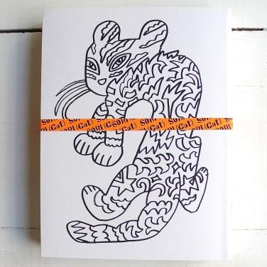 SORI (CAT) book by Shinji Abe