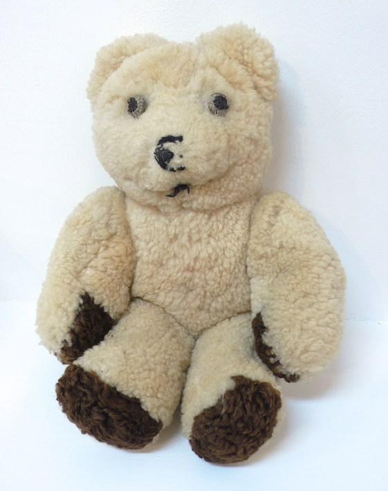 Vintage teddy bear from UK