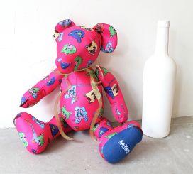 Teddy Bear by Rob Kidney × wondimension toy's
