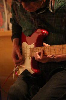 Live session by Masaho Anotani + Shunji Mori