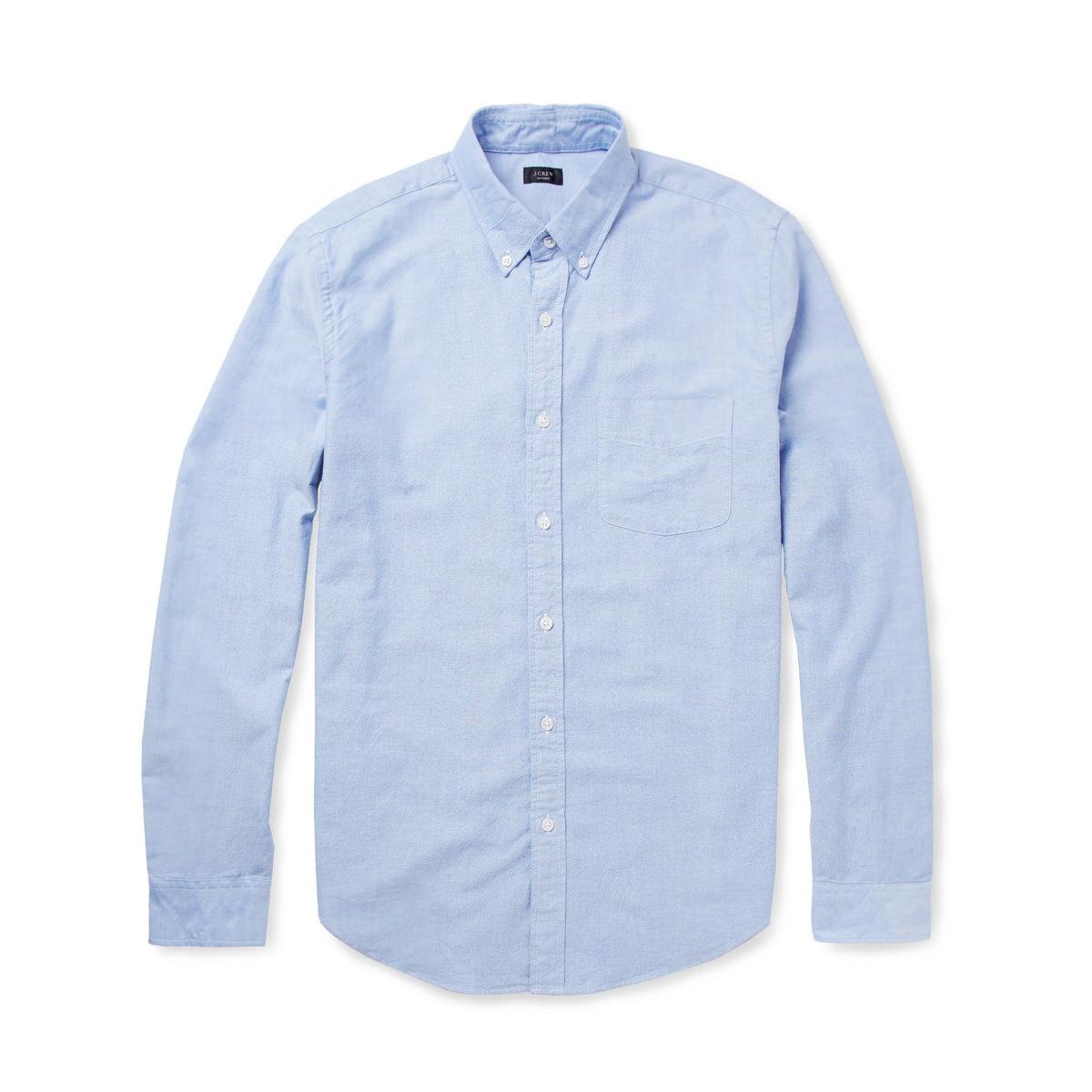 chemise oxford homme j.crew
