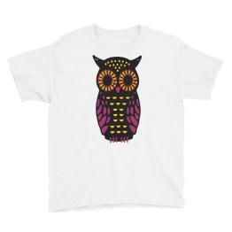 Owl Youth Short Sleeve T-Shirt