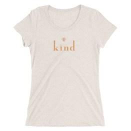 Bee Kind | Ladies' short sleeve t-shirt