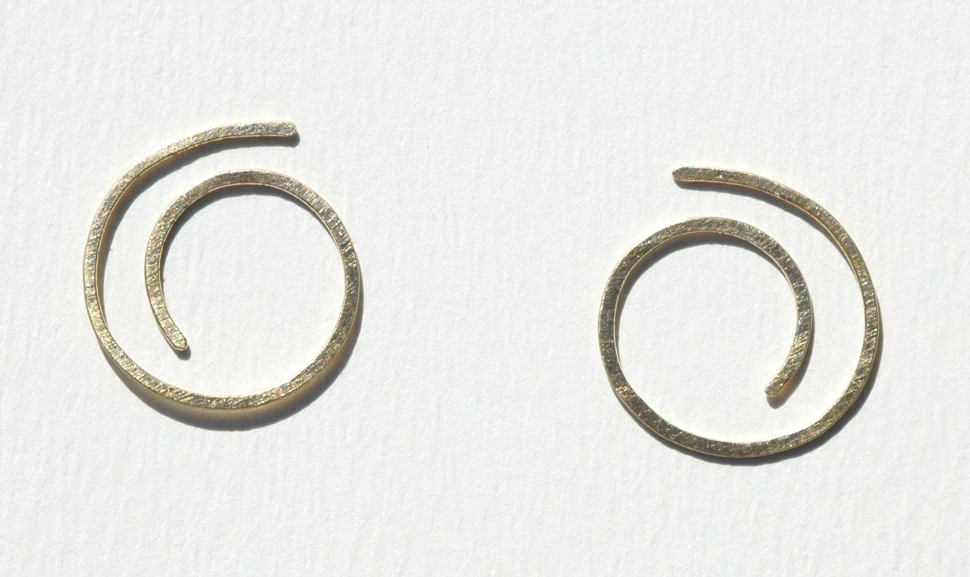 Adi b day 05 earrings sml crp