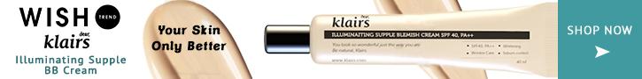 The Jesselton Girl Beauty: Klairs Illuminating Supple Blemish Cream SPF40 PA++