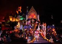 Mickey Halloween Party Disneyland Park 2015