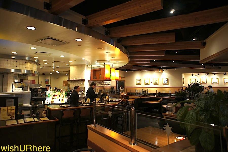 California Pizza Kitchen Hollywood Blvd LA USA  wishURhere