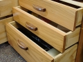 Storage Bench Closeup