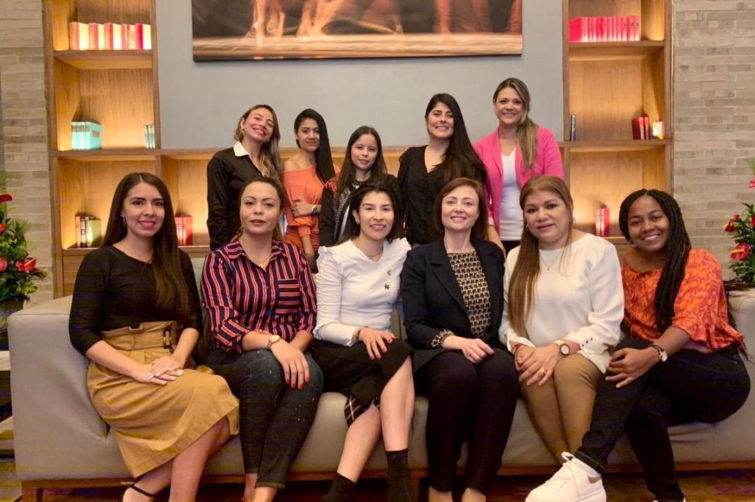 2Breakfast Meeting in Medellin, Colombia - 12 March 2020