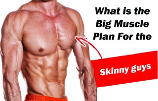 What is the Big Muscle Plan For the Skinny guys