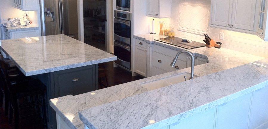 meja-kitchen-set-marmer-white-carara