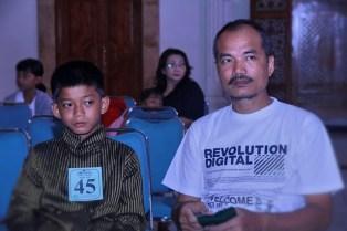 Hasbi dan ayahnya