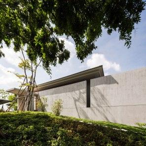 Khao Yai Residence by amA Design Studio