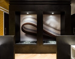 Fred Perry Store @Central Embassy Interior Design by BuckleyGrayYeoman