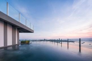 The Base Central Pattaya by Sansiri. Landscape Architect » Redland•scape