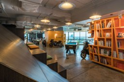 Vespiario Office. Interior design » Supermachine Studio