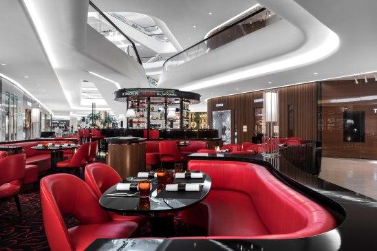 Le Salon De L' Atelier De Joel Robuchon @Central Embassy • Interior Design » B|U|G Studio