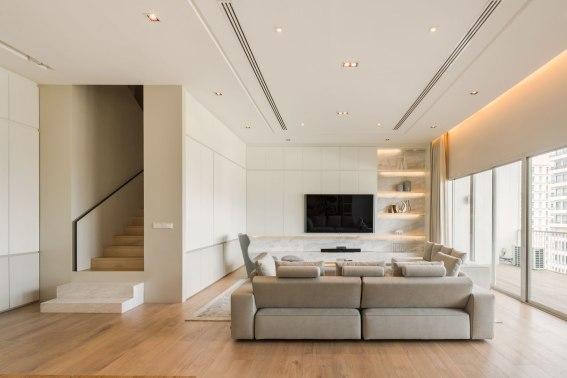 Noble Ora Penthouse. Interior Design » mpdStudio