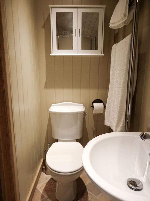 Silver Dollar Interior - A real WC!
