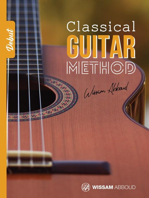 Classical Guitar Method - Debut