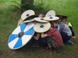 Viking Waterfight