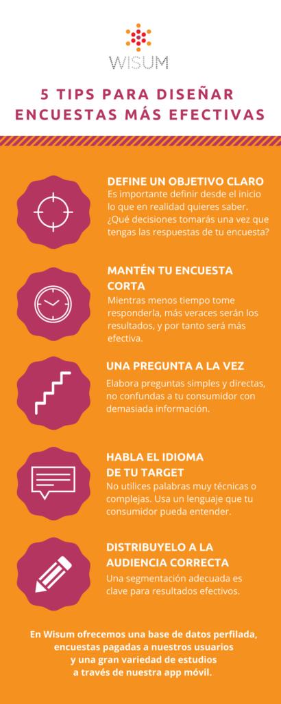 5 tips para diseñar encuestas más efectivas