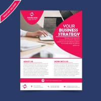 Flyer Brochure Design Template Free Download