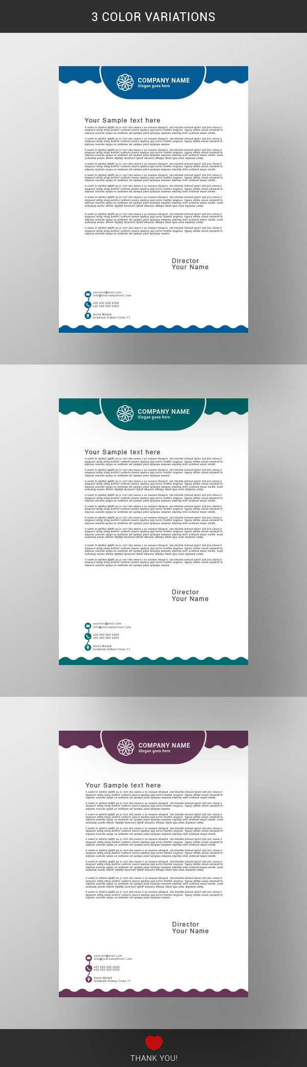 Abstract; Business; Letterhead; Design; Modern; Presentation; Template;  Company;